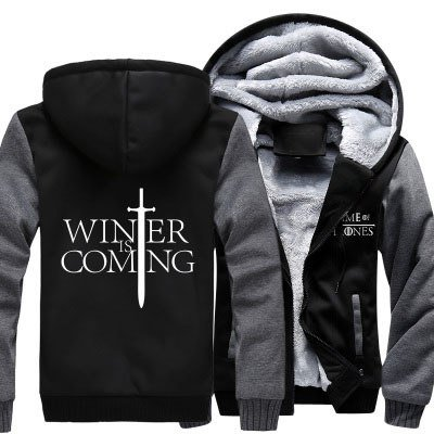 Winter Is Coming Hoodie Jacket
