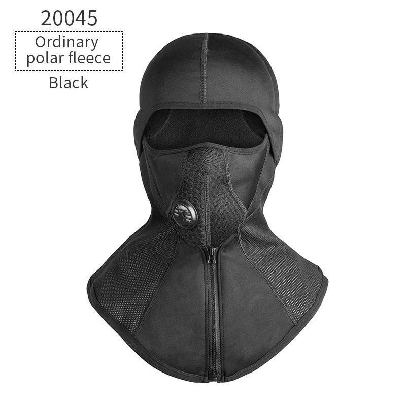 Balaclava Ski Face Mask Cover Black