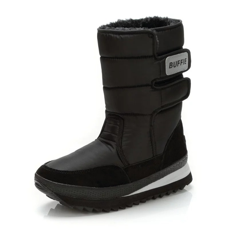 Men's Snow Boots Winter Footwear