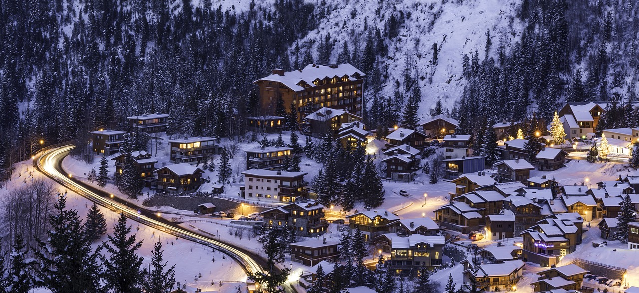 The Most Picturesque Ski Resorts Around The World