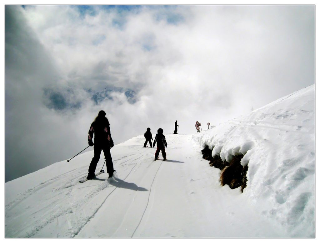 Alpine Skiing- The Winter Sport For Speedsters