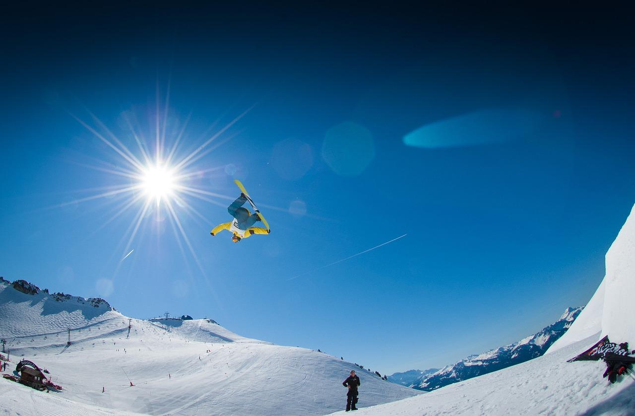 Top 5 Ski Resorts In The World