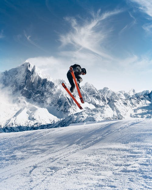Popular Skiing