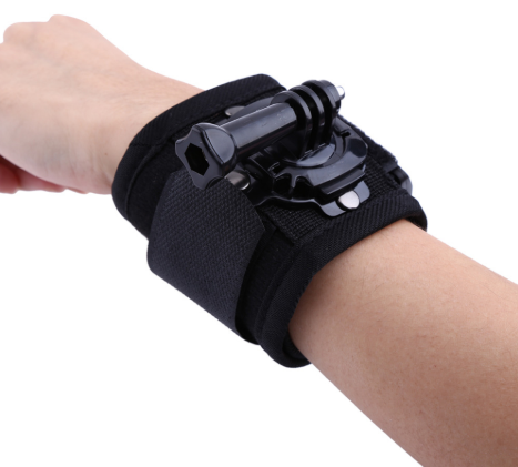 GoPro Wrist Strap Rotatable 360-Degrees