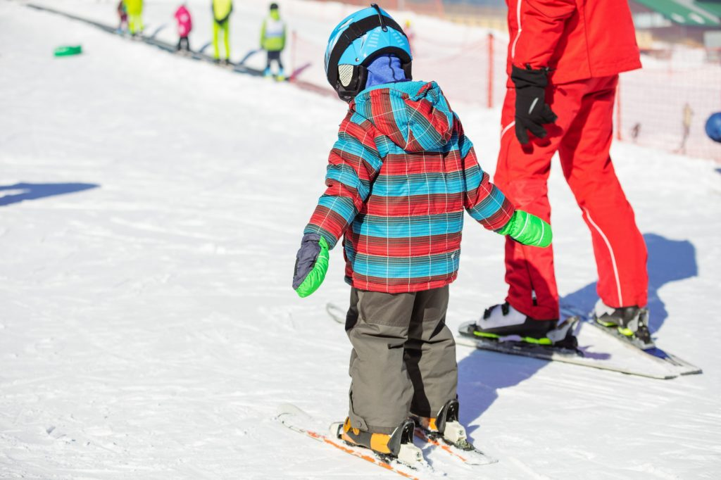 What Should Beginners Do When They Ski At Breckenridge?